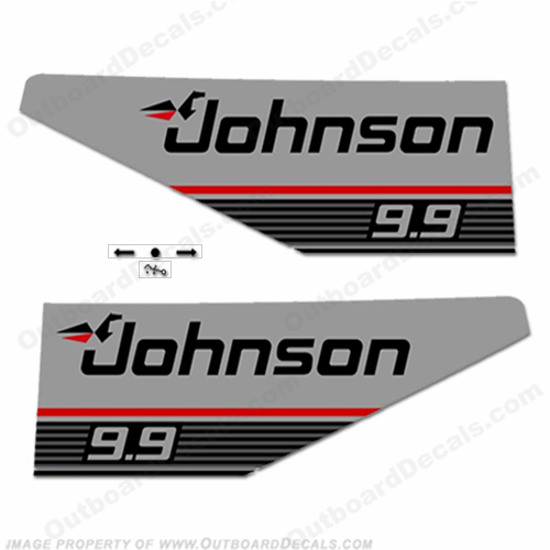 Johnson Outboard Decals Bing Images