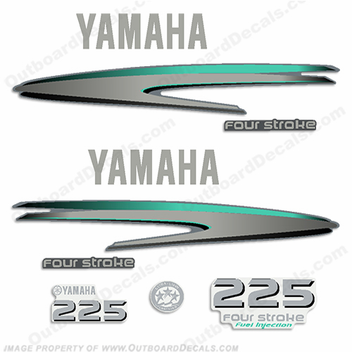 Yamaha Engines OutboardDecalscom S Of Decals In Stock - Decals for boat motorsoutboarddecalscom s of decals in stock