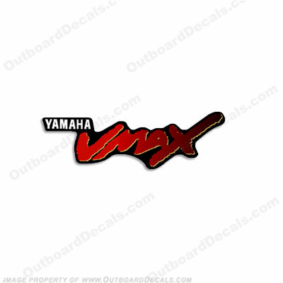 Yamaha single vmax decal for Yamaha vmax outboard review