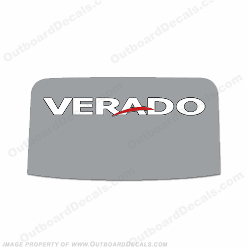 Mercury 2006-2012 135/150/175/200hp EFI Verado Rear Decal
