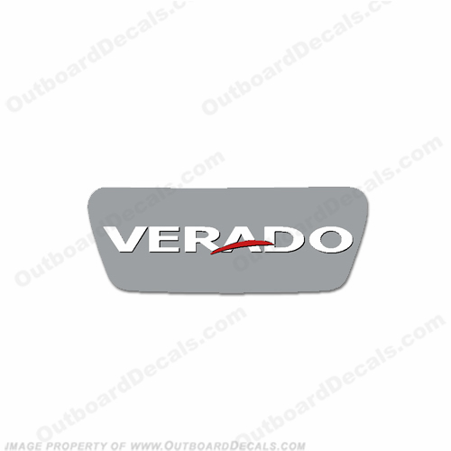 Mercury 2006-2012 200/225/250/275/300hp Verado Rear Decal