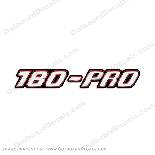 "Stratos ""180-PRO"" Decal"