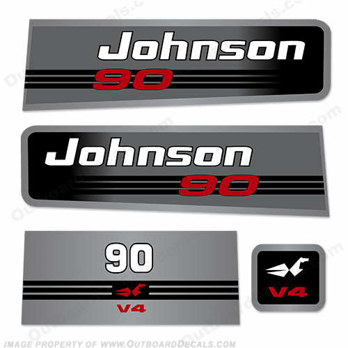 Johnson Decals (1990 - Present)