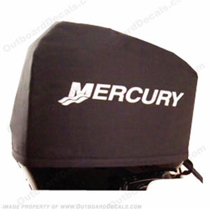 Mercury 1.5L Optimax Engine Cover - 2000 and Up