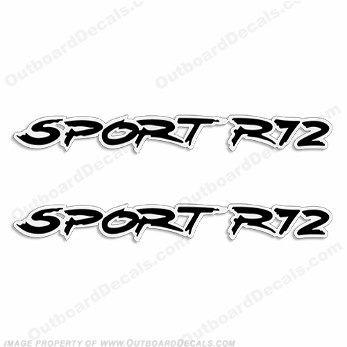Ranger Sport R72 Decals (Set of 2)