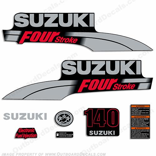 Suzuki Decals, Page 2