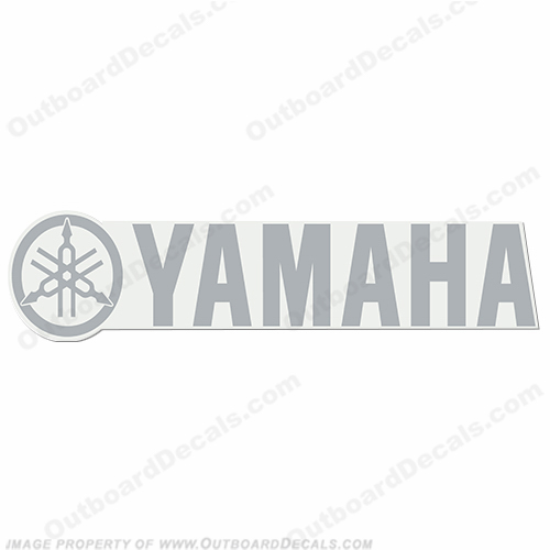 Yamaha Left Port YAMAHA Decal - 2013 Style